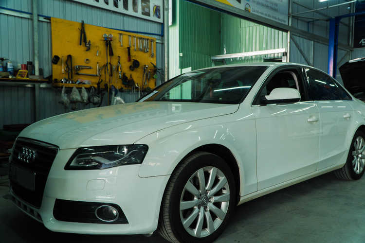 bảo dưỡng xe Audi