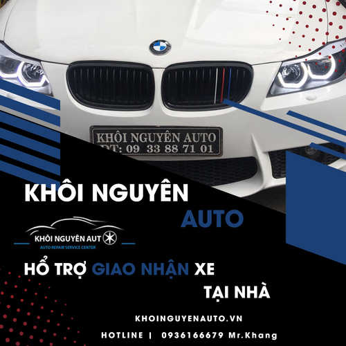 bảo dưỡng xe BMW
