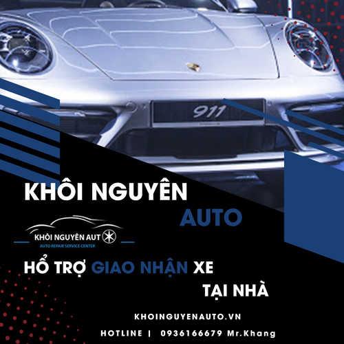 bảo dưỡng xe Porsche