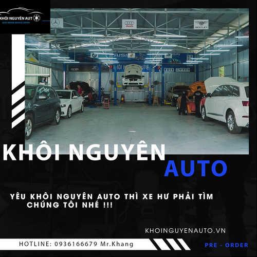 sửa xe BMW tphcm